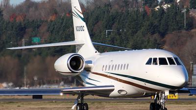 N331DC - Dassault Falcon 2000EX - GC Air
