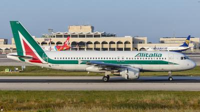 A picture of EIDTG - Airbus A320216 - Italia Trasporto Aereo - © Miguel Agius