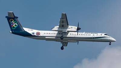 SX-OBH - Bombardier Dash 8-Q402 - Olympic Air