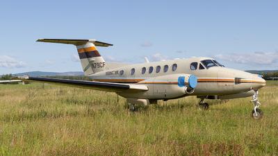 A picture of N79CF - Beech 200 Super King Air - Bering Air - © Giuseppe Battioli