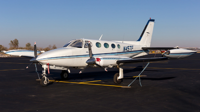 N45TF - Cessna 340A - Private