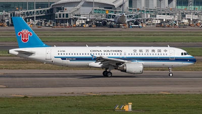 B-6785 - Airbus A320-214 - China Southern Airlines