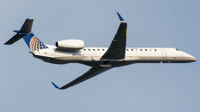 N25134 - Embraer ERJ-145LR - United Express (ExpressJet Airlines)