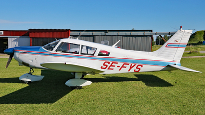 SE-FYS - Piper PA-28-180 Cherokee Challenger - Private