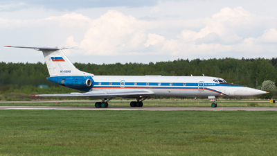 RF-66049 - Tupolev Tu-134UBL - Russia - Ministry of Internal Affairs