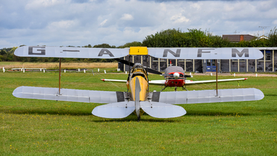 G-ANFM - De Havilland DH-82A Tiger Moth - Private