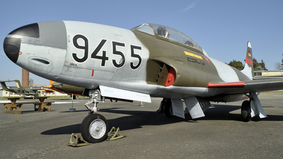 94-55 - Lockheed T-33A Shooting Star - Germany - Air Force