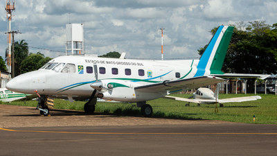 PR-EAP - Embraer EMB-110 Bandeirante - Brazil - Government of Mato Grosso do Sul