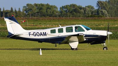 A picture of FGOAM - Beech A36 Bonanza - [E2427] - © BaszB