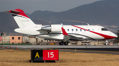 XA-NDY - Bombardier CL-600-2B16 Challenger 605 - Private