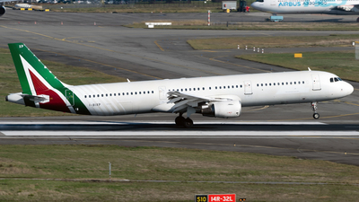 A picture of IBIXP - Airbus A321112 - [0583] - © DN280