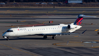 N329PQ - Bombardier CRJ-900LR - Delta Connection (Endeavor Air)