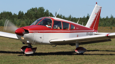 CF-XQO - Piper PA-28-180 Cherokee D - Private