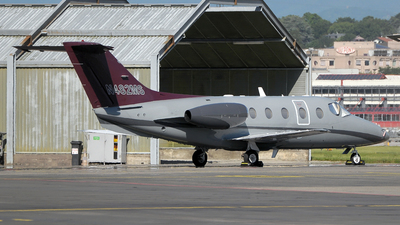 N482MS - Hawker Beechcraft 400A - Private