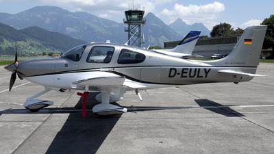 D-EULY - Cirrus SR22T-GTS Platinum - Private