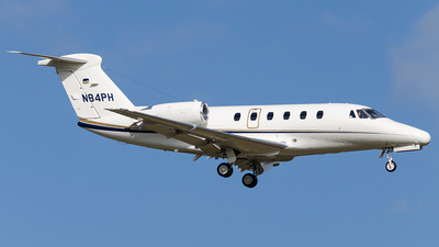 N84PH - Cessna 650 Citation III - Private