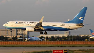 B-1352 - Boeing 737-85C - Xiamen Airlines