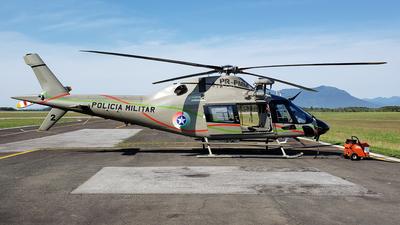 PR-PMM - Agusta A119 Koala Mk.II - Brazil - Military Police