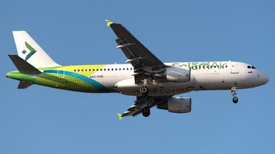 A4O-OVB - Airbus A320-214 - SalamAir