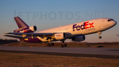 N68053 - McDonnell Douglas MD-10-10(F) - FedEx