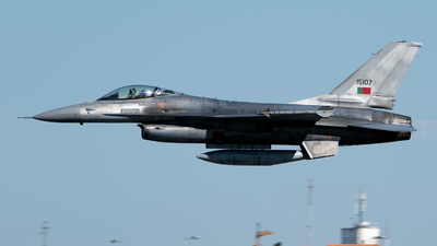 15107 - General Dynamics F-16AM Fighting Falcon - Portugal - Air Force