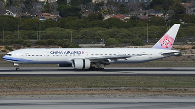 B-18051 - Boeing 777-36NER - China Airlines