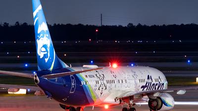 N287AK - Boeing 737-990ER - Alaska Airlines