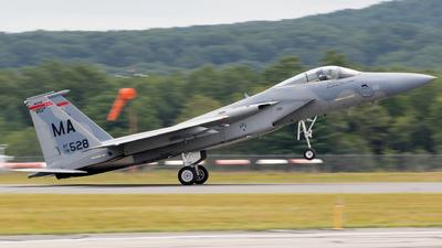 78-0528 - McDonnell Douglas F-15C Eagle - United States - US Air Force (USAF)