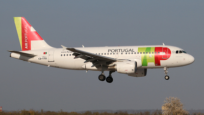 CS-TTO - Airbus A319-112 - TAP Air Portugal
