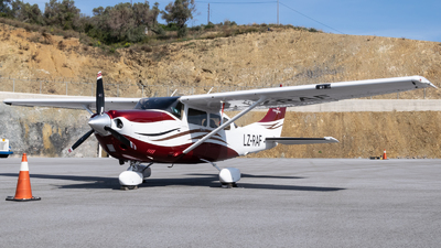 LZ-RAF - Cessna T206H Turbo Stationair - Private