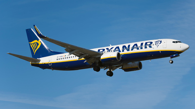 EI-GXM - Boeing 737-8AS - Ryanair