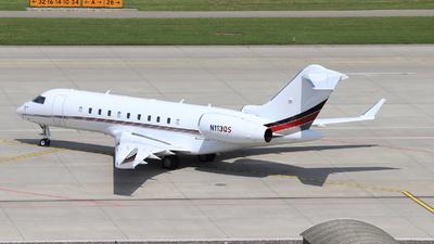 N113QS - Bombardier BD-700-1A11 Global 5000 - NetJets Aviation