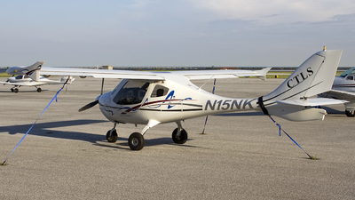 N15NK - Flight Design CTLS - Private