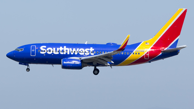 N429WN - Boeing 737-7H4 - Southwest Airlines