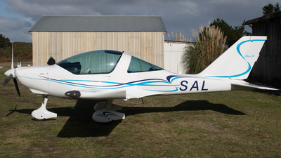 ZK-SAL - TL Ultralight TL-2000 Sting S4 - Private