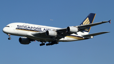 9V-SKH - Airbus A380-841 - Singapore Airlines