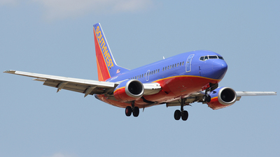 N520SW - Boeing 737-5H4 - Southwest Airlines