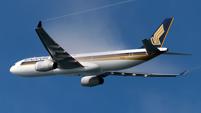 9V-SSE - Airbus A330-343 - Singapore Airlines