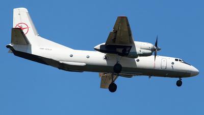 UR-CSJ - Antonov An-26B - Eleron
