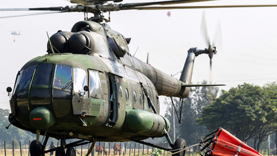 EJC3382 - Mil Mi-17-1V Hip - Colombia - Army
