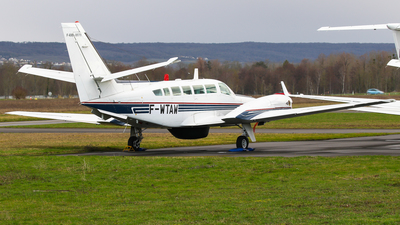 F-WTAW - Reims-Cessna F406 Vigilant - Private