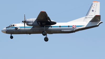 RF-90313 - Antonov An-26 - Russia - Air Force