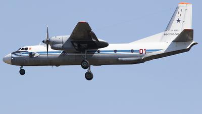 RF-90313 - Antonov An-26 - Russia - Air Force