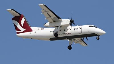 A picture of VHQQB - De Havilland Canada Dash 8100 - Skytrans - © James Saunders