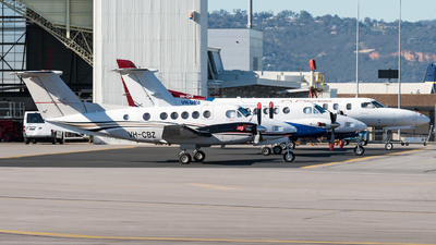 A picture of VHCBZ - Beech B200C Super King Air - [BL38] - © Andrew Lesty