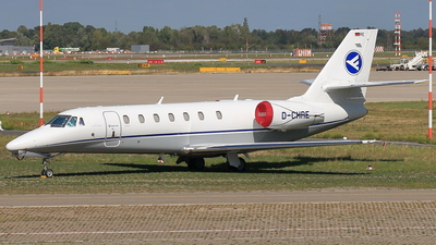 D-CHRE - Cessna 680 Citation Sovereign - Hahn Air