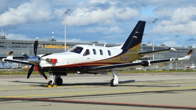 N44WN - Socata TBM-900 - Private