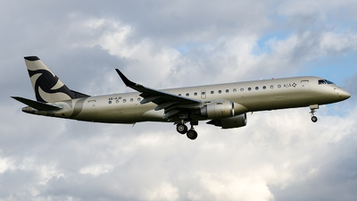 A6-AJH - Embraer 190 Lineage 1000 - Al Jaber Aviation