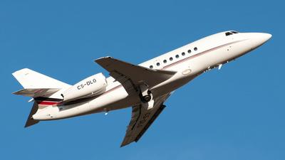 A picture of CSDLG - Dassault Falcon 2000EX - NetJets - © Viktor Gula