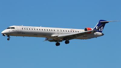 OY-KFE - Bombardier CRJ-900ER - Scandinavian Airlines (SAS)